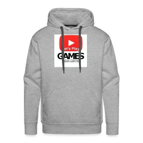 Gönnt euch denn Alpix Gamer Merch - Männer Premium Hoodie