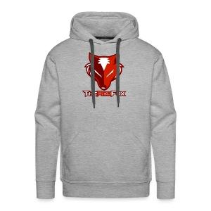 The Red Fox - Men's Premium Hoodie