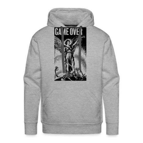 Game Over - Sweat-shirt à capuche Premium pour hommes