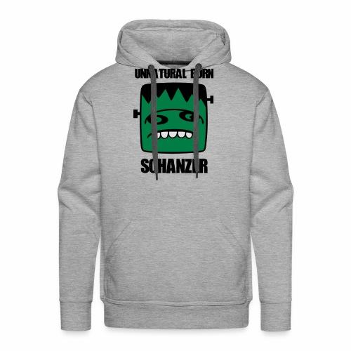 Fonster unnatural born Schanzer - Männer Premium Hoodie