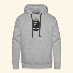 poyz and pirlz - Sweat-shirt à capuche Premium pour hommes
