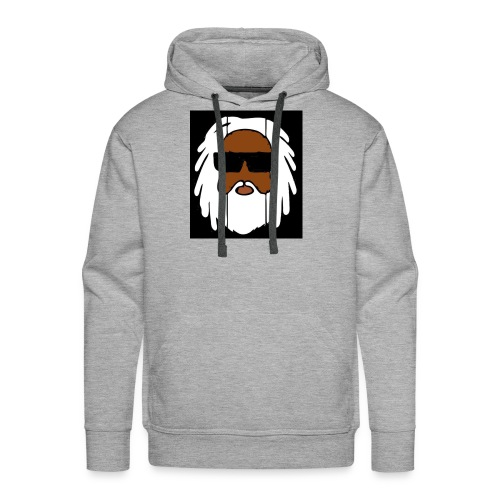 AFROJAZZ GRAND PA - Sweat-shirt à capuche Premium pour hommes