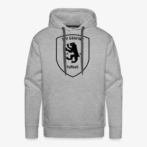 TSV Grafing Fussball Baer - Männer Premium Hoodie