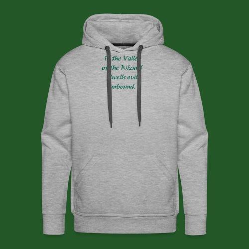 In_Valley_of_the_Wizard-png - Men's Premium Hoodie
