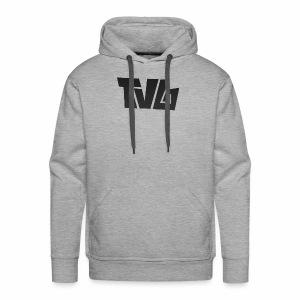 TeVeelGames Merchandise - Mannen Premium hoodie
