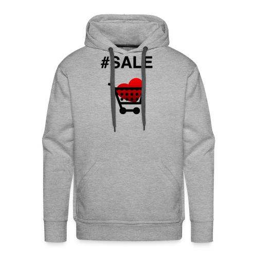 Sale - Männer Premium Hoodie