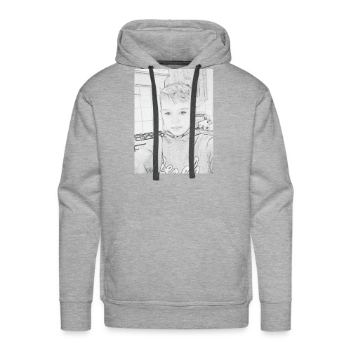 Jack Tomo in stock things - Men's Premium Hoodie