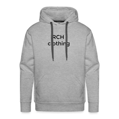Logo RCHclothing - Sweat-shirt à capuche Premium pour hommes