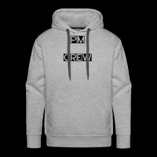 CREW Merch - Männer Premium Hoodie