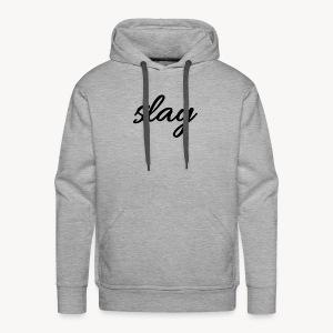SLAY - Miesten premium-huppari