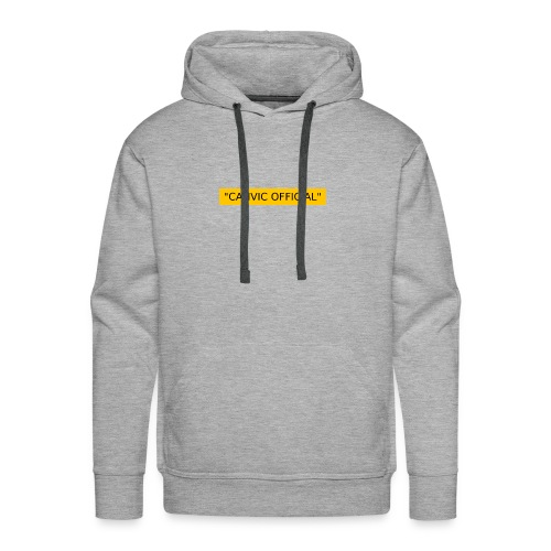 official canvic - Männer Premium Hoodie