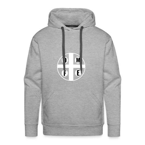 Limited DMFE logo - Männer Premium Hoodie
