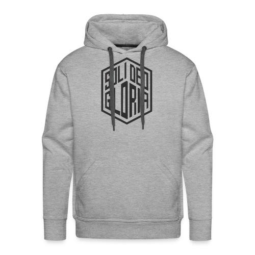Soli Deo Gloria - Sweat-shirt à capuche Premium pour hommes