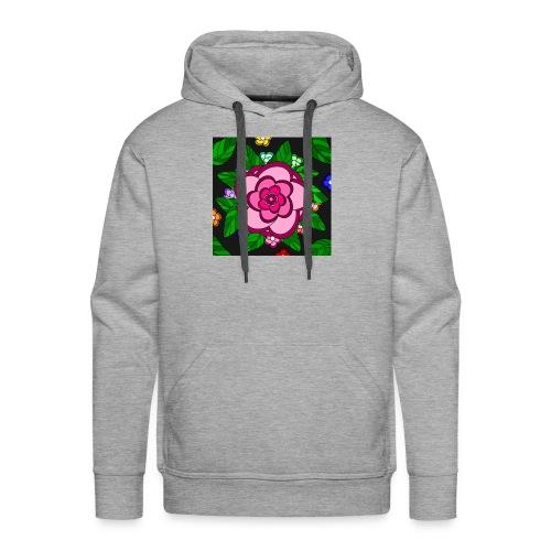 Flower Power - Männer Premium Hoodie