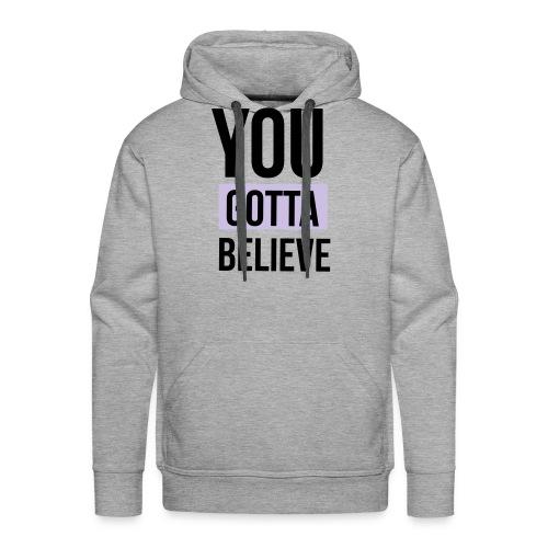 YGB-merch-logo-001 - Mannen Premium hoodie