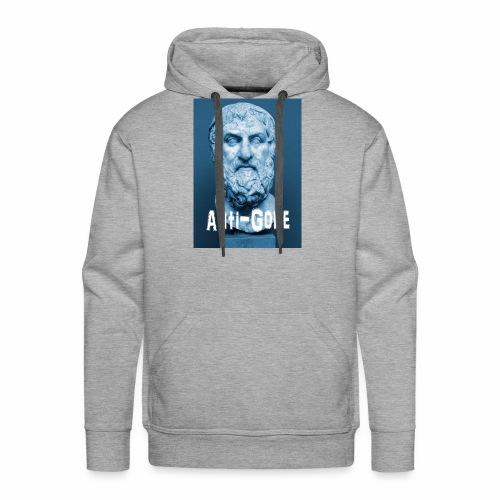 Sophocle - Sweat-shirt à capuche Premium pour hommes