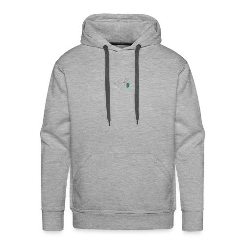 Logo_1 - Männer Premium Hoodie
