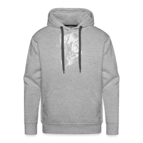 Ojo - Sudadera con capucha premium para hombre