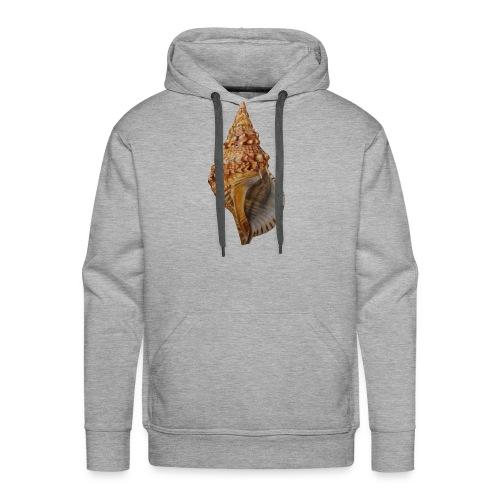 Big Shell - Sweat-shirt à capuche Premium pour hommes
