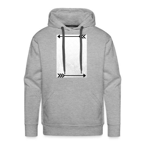ThisWayThatWay - Men's Premium Hoodie