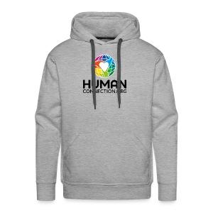HUMAN CONNECTION. - Männer Premium Hoodie