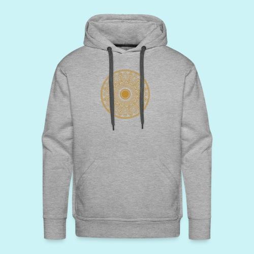 Fleur de vie - Sweat-shirt à capuche Premium pour hommes