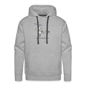 Dru - Sometimes I feel like... - Männer Premium Hoodie