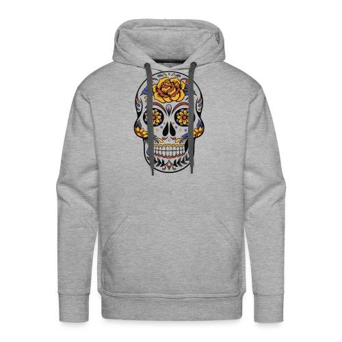 Mexican Skull - Men's Premium Hoodie