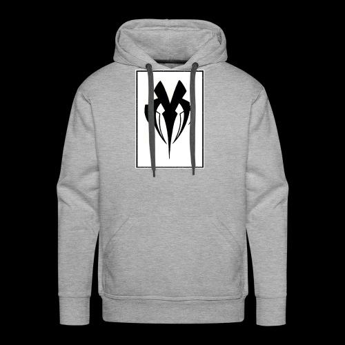 Mbodystrange - Sweat-shirt à capuche Premium pour hommes