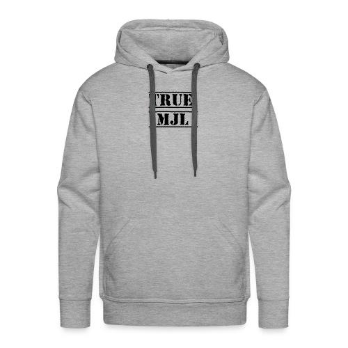 True MJL - Premium hettegenser for menn