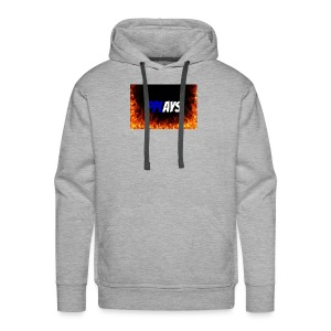 Youtube_Logo - Men's Premium Hoodie