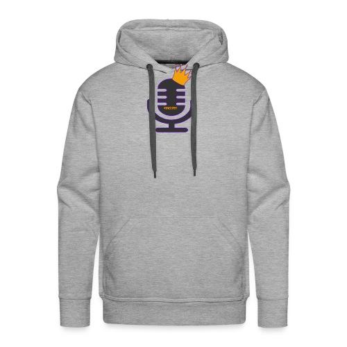 kingcast_logo - Men's Premium Hoodie