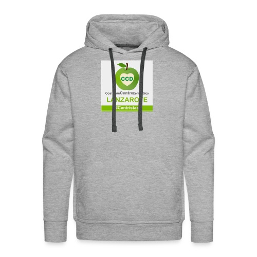 CCD LANZAROTE - Sudadera con capucha premium para hombre