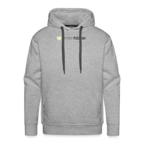 Mein Höxter Logo - Männer Premium Hoodie