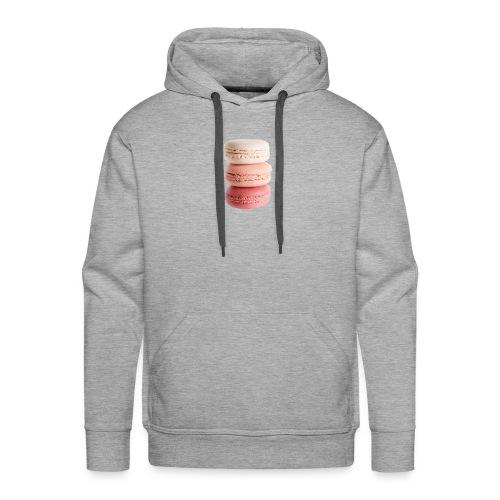 Macaron - Mannen Premium hoodie