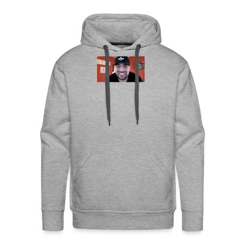 Qucee man bro - Mannen Premium hoodie