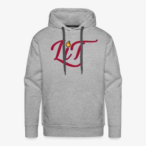 LiT CO Logo #1 - Men's Premium Hoodie