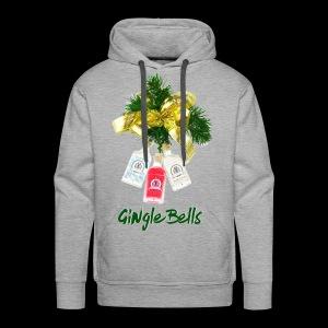 GINgle Bells - Männer Premium Hoodie