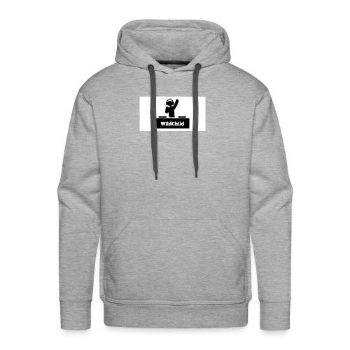 dj wildchild - Sweat-shirt à capuche Premium pour hommes