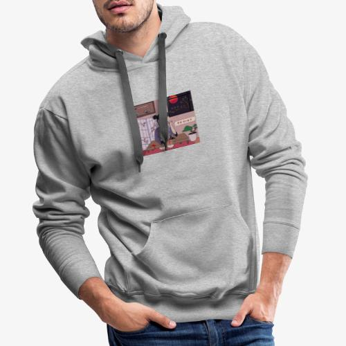 Head loss - Men's Premium Hoodie