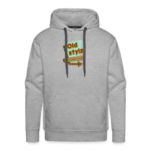 old Stylz Vintage Cars - Sweat-shirt à capuche Premium pour hommes