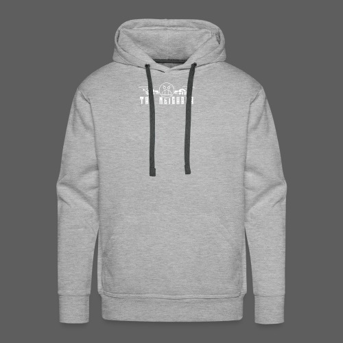 THE NEIGHBOR - Mannen Premium hoodie