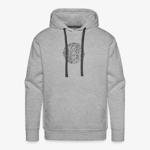Free Design - Sweat-shirt à capuche Premium pour hommes