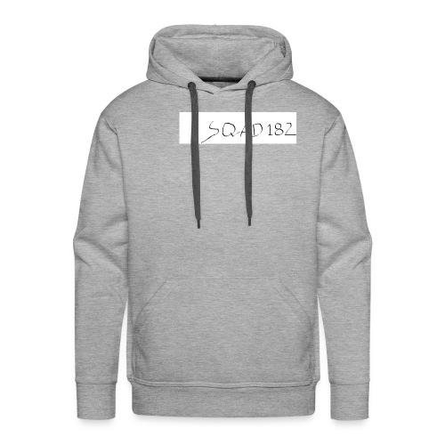 SQUAD 182 MERCH - Men's Premium Hoodie