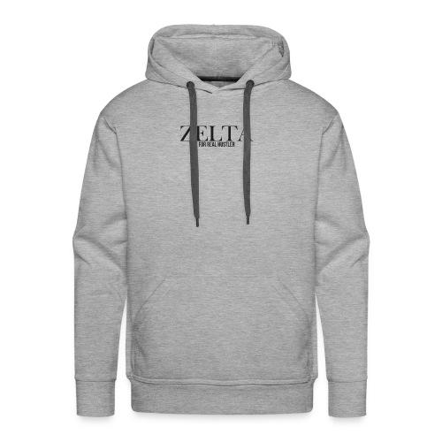ZELTA - Männer Premium Hoodie