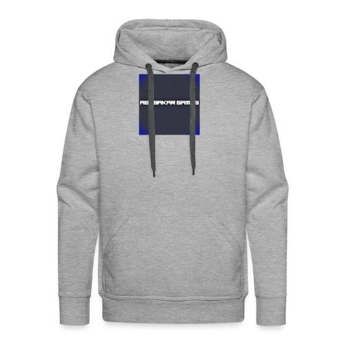 backgrounder 6 - Men's Premium Hoodie