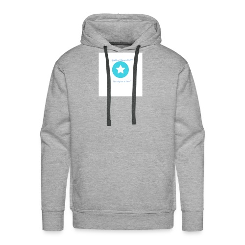 Fighting chronic illnesses one step at a time - Men's Premium Hoodie