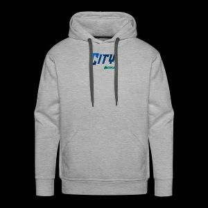 CityRP   Logo - Männer Premium Hoodie