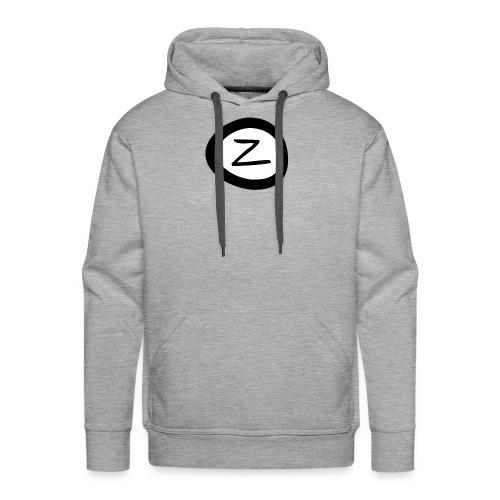 Zockenda's Logo - Männer Premium Hoodie