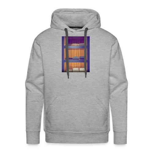 La mode - Sweat-shirt à capuche Premium pour hommes